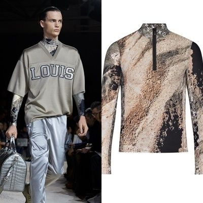 Louis Vuitton Long Sleeve Street Style Long Sleeves Long Sleeve T-Shirts
