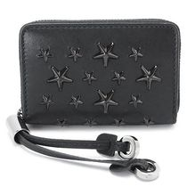 Jimmy Choo Star Studded Plain Coin Purses
