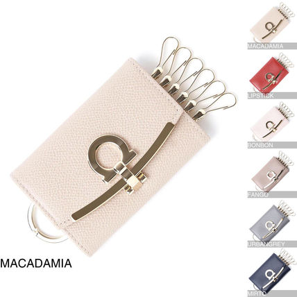 Calfskin Keychains & Bag Charms