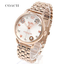 Coach Quartz Watches Elegant Style Analog Watches