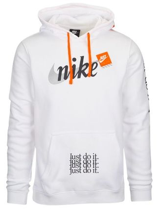 Nike Hoodies Pullovers Unisex Street Style Long Sleeves Hoodies 2