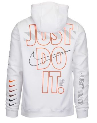 Nike Hoodies Pullovers Unisex Street Style Long Sleeves Hoodies 4