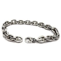 79afbe4c8bfd CHROME HEARTS Unisex Street Style Silver Bracelets