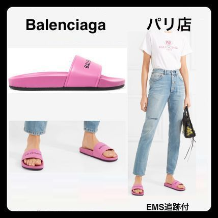 b172a8878cd0 BALENCIAGA EVERYDAY TOTE 2018 SS 2018-19AW Women s Black Pink Navy Shoes  Camouflage Monoglam Wedge Open Toe Square Toe Platform Plain Toe Round Toe  Maxi ...