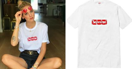 Supreme More T-Shirts Street Style Collaboration T-Shirts 7