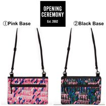 OPENING CEREMONY Casual Style Nylon Shoulder Bags