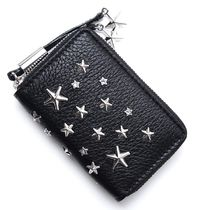 Jimmy Choo Leather Coin Purses