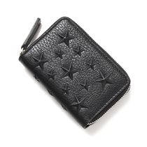 Jimmy Choo Leather Coin Cases