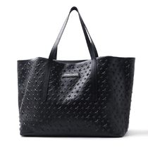 Jimmy Choo A4 Leather Totes
