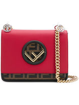 FENDI KAN I Chain Shoulder Bags