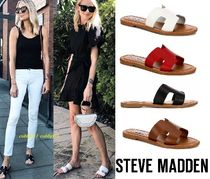Steve Madden Plain Sandals