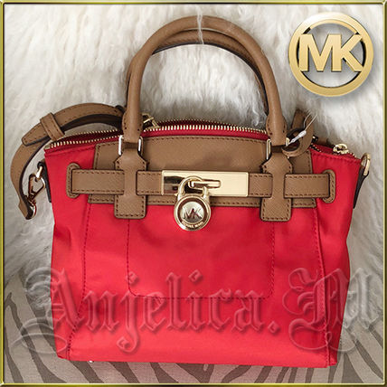 0e925dc3ea73 ... Michael Kors Shoulder Bags Nylon 2WAY Plain Shoulder Bags ...