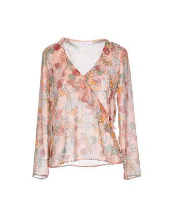 Flower Patterns Nylon Long Sleeves Medium Home Party Ideas