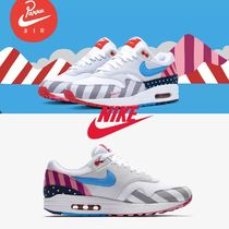 Nike AIR MAX 1 Street Style Collaboration Sneakers