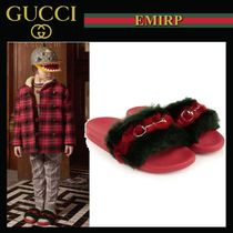 GUCCI Bold Kids Girl Sandals
