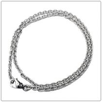 462503569c91 CHROME HEARTS Unisex Street Style Silver Necklaces   Chokers