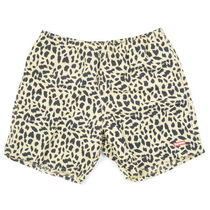 Supreme Leopard Patterns Street Style Beachwear
