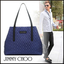 Jimmy Choo Star 2WAY Leather Totes