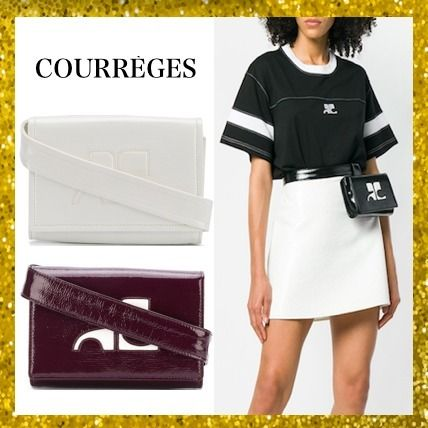 Casual Style Unisex Street Style Plain Bold Bags