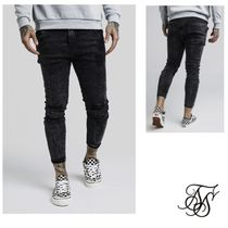 SikSilk Denim Street Style Skinny Fit Jeans & Denim