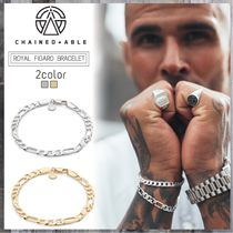 Chained & Able Unisex Street Style Chain Bracelets