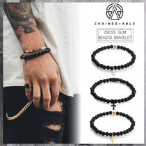 Chained & Able Unisex Street Style Bracelets