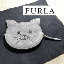 FURLA Leather Pouches & Cosmetic Bags