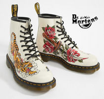 Dr Martens Street Style Collaboration Leather Boots