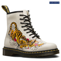Dr Martens Collaboration Leather Boots