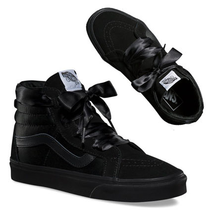 7b72a2824576 Vans Sk8 Hi 2018 Ss Leather Low Top Sneakers Vn0a3tklubx By