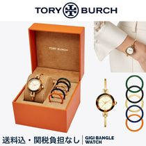 Tory Burch GIGI Round Elegant Style Analog Watches