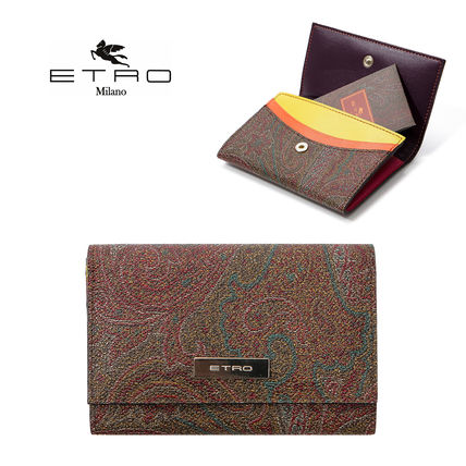 Paisley Card Holders
