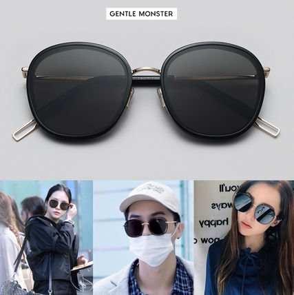 cde63522ac Gentle Monster Sunglasses Unisex Round Sunglasses 7 Gentle Monster  Sunglasses Unisex Round Sunglasses ...