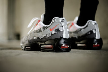"Nike Sneakers x Atmos AIR MAX 95 PRINT ""WE LOVE NIKE"" AQ0925-002 3"