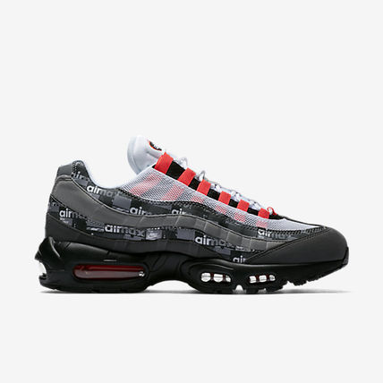 "Nike Sneakers x Atmos AIR MAX 95 PRINT ""WE LOVE NIKE"" AQ0925-002 5"