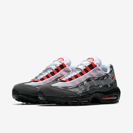 "Nike Sneakers x Atmos AIR MAX 95 PRINT ""WE LOVE NIKE"" AQ0925-002 10"