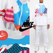 Nike AIR MAX 1 Street Style Collaboration Top-bottom sets