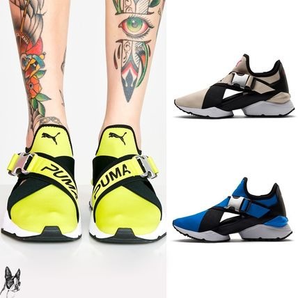 078d0e4d443d ... DOLLS KILL Low-Top Doll Kills - Puma SPRING MUSE CUT-OUT SNEAKERS ...