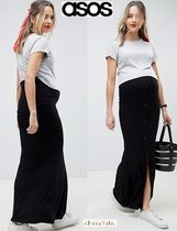 ASOS Button Front Skirts Maternity Wear
