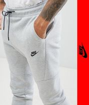 Nike Sweat Street Style Men Skinny Pants