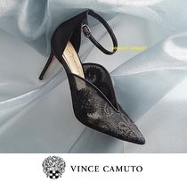 Vince Camuto Street Style Plain Pin Heels Elegant Style