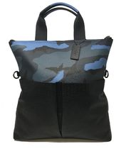 Coach Camouflage A4 3WAY Totes