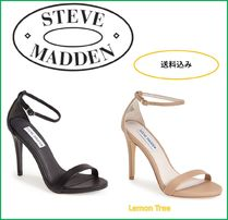 Steve Madden Open Toe Pin Heels Party Style Heeled Sandals
