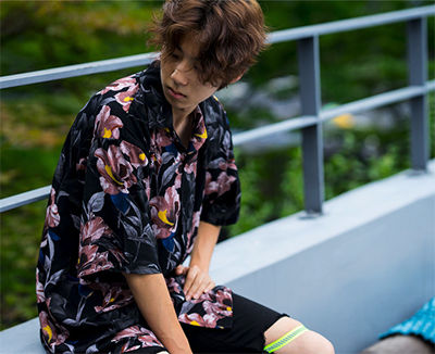 Shirts Tropical Patterns Unisex Street Style Short Sleeves 2