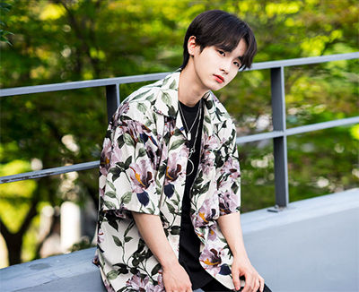 Shirts Tropical Patterns Unisex Street Style Short Sleeves 9