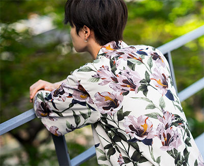 Shirts Tropical Patterns Unisex Street Style Short Sleeves 13