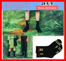 Charm's Unisex Street Style Cotton Socks & Tights