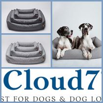 Cloud7 Dog Bed Sleepy Deluxe Tweed Grey/Taupe