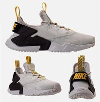 Nike AIR HUARACHE Unisex Street Style Low-Top Sneakers