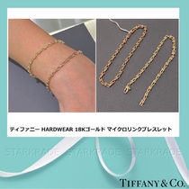 Tiffany & Co Tiffany HardWear Chain 18K Gold Elegant Style Fine